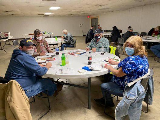 Jackson-Vinton Farm Bureau membership kickoff 2021