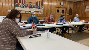 Noble County Farm Bureau membership meeting