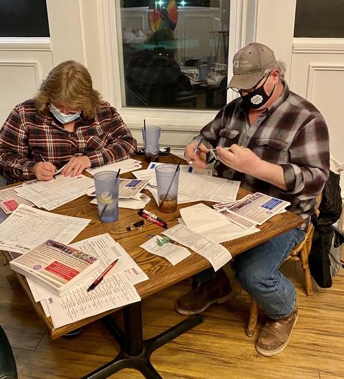 Jackson-Vinton County Farm Bureau, Ohio