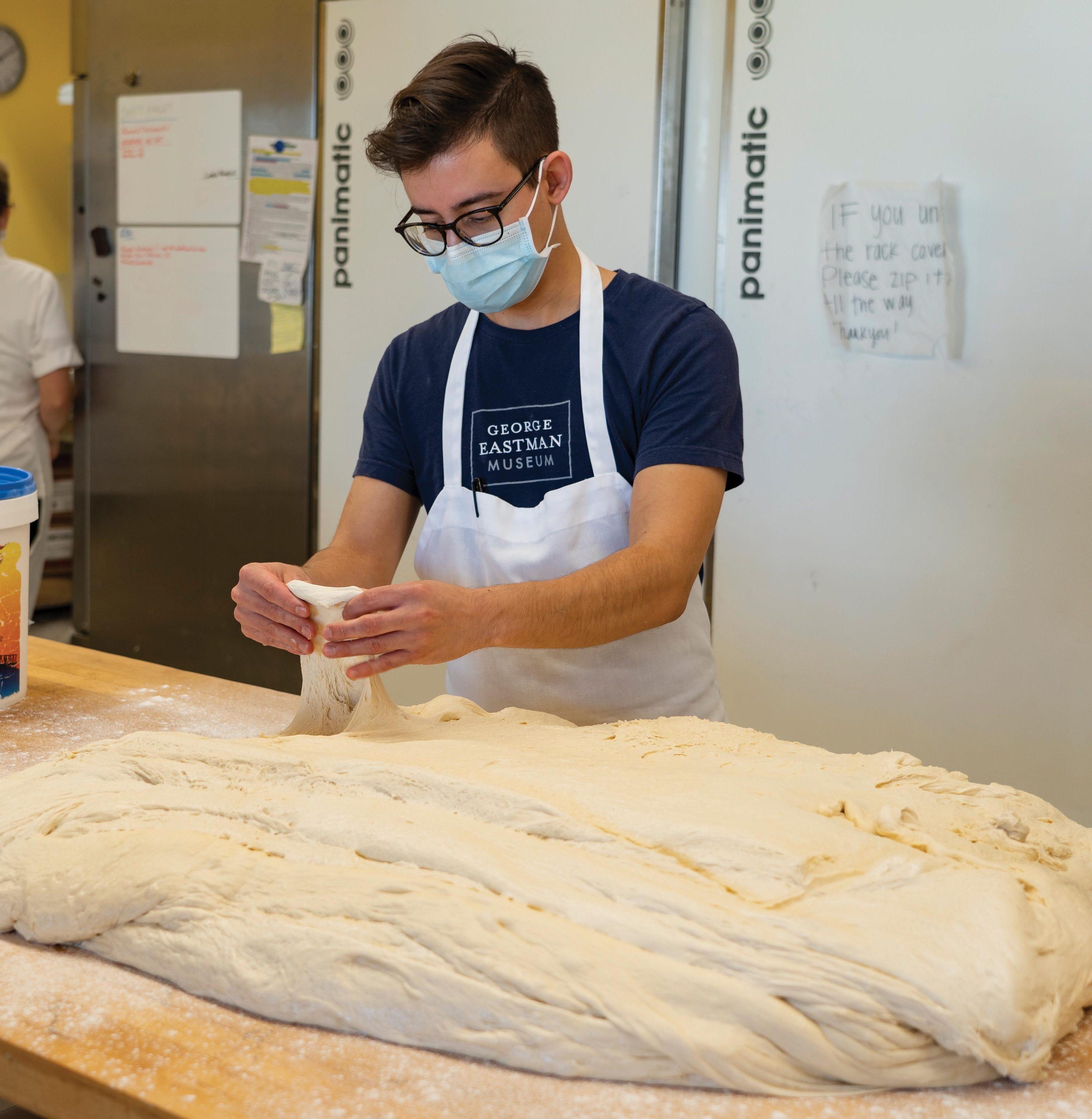 Philip DeOliveira, Great Lakes Baking Company