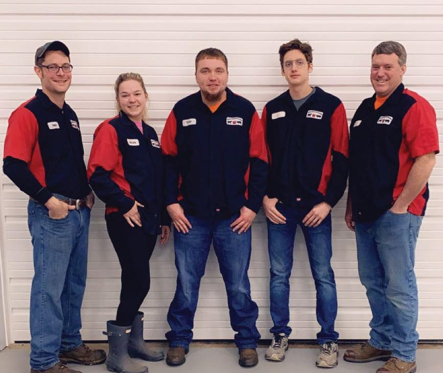 The team at Buckeye Meats and Processing