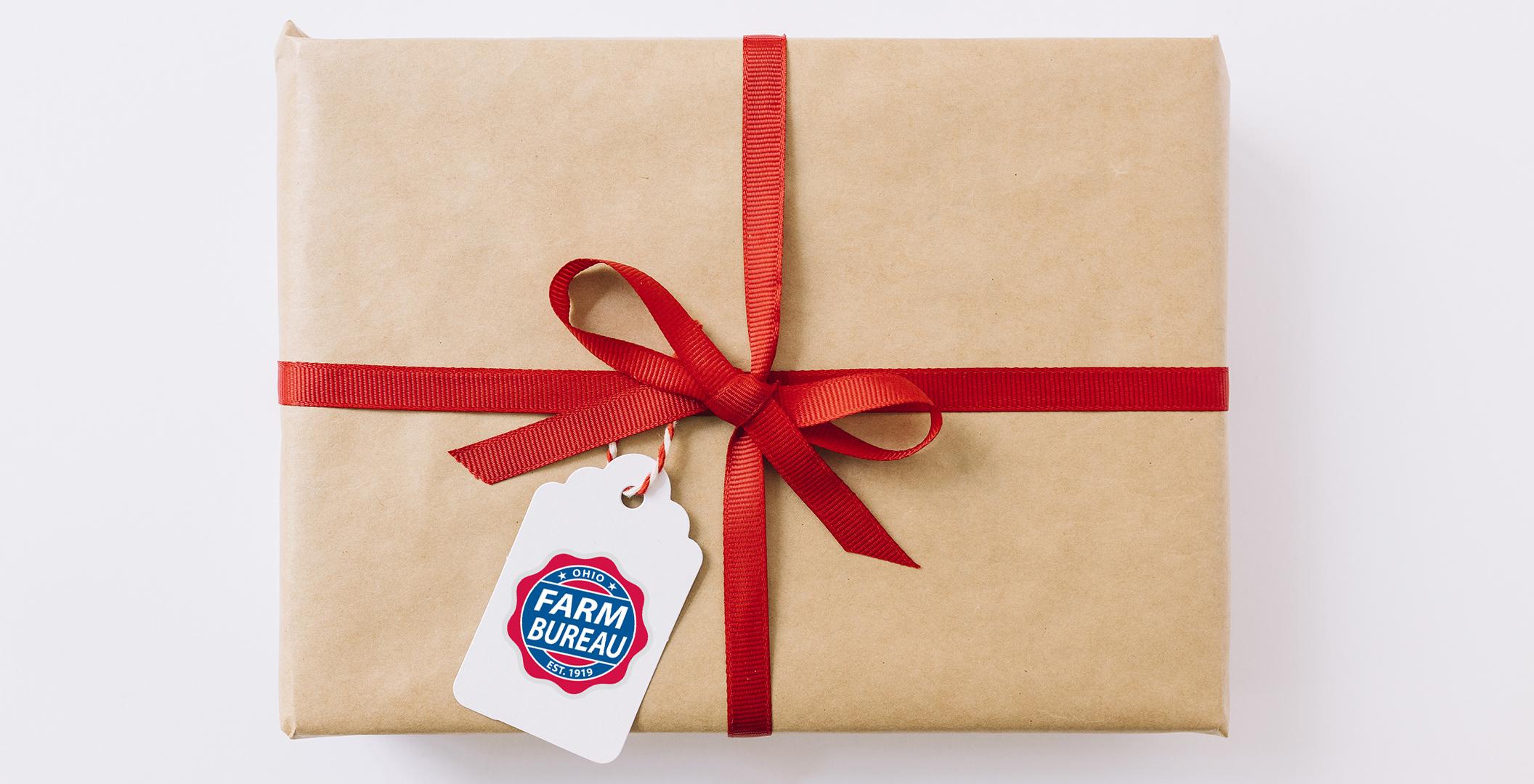 Gift the gift of Ohio Farm Bureau membership